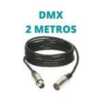 Cable DMX 2 Metros