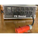 Cuadro Electrico 32 Amp 12 Tomas Schuko
