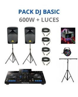 Pack DJ Basic