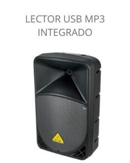 Altavoz Amplificado 300W (USB+MP3)