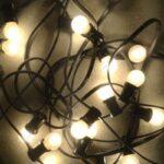 Guirnalda Luces LED para Bodas