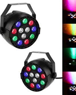 Foco LED DMX RGBW