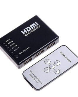 Selector HDMI 5 Entradas