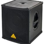 Subgrave Amplificado Behringer B1200D Pro